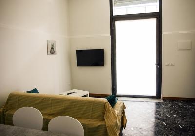 Casa Vacanze Appartamento Palazzo Nicastro Gh Blue House